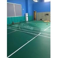 广东防潮pvc地板 室内羽毛球地板