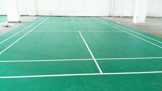 广东深圳6.0mm室内球馆专用pvc胶地板