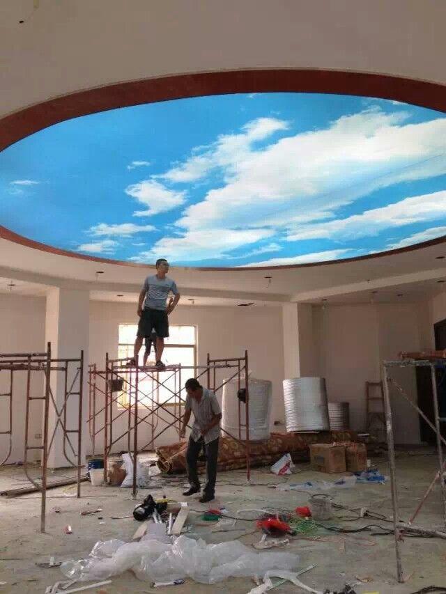 建材产品 吊顶 软膜吊顶 软膜天花 产品详细介绍