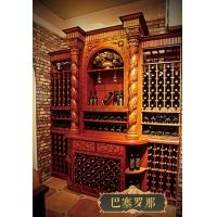 实木酒柜,实木衣柜,原木定制