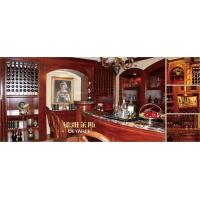 实木橱柜,原木酒柜,原木衣柜