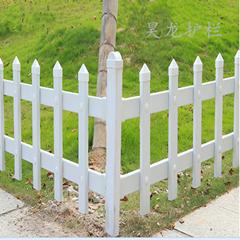 主营PVC塑钢护栏小区别墅庭院花园草地围栏草坪围栏栅栏