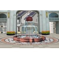 风水球 喷泉 花钵 成都雕塑公司 四川雕塑公司