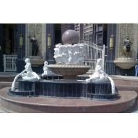 风水球 喷泉 花钵 广场风水球 喷塑钵 风水球厂家