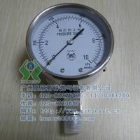 不锈钢微压表,PRESSURE GAUGE压力表,0-10k