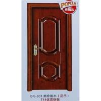 南京室内门-邦坤钢木室内门3D立体反凸系列