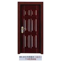 南京室內門-邦坤鋼木室內門3D立體反凸系列
