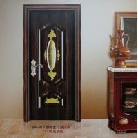 邦坤钢木室内门-仿实木深拉伸门系列