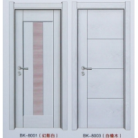 邦坤钢木室内门-韩式拼接门系列