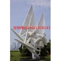 雕塑定制园林景观人物雕塑运动抽象艺术雕塑