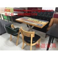 连锁餐饮家具  西餐厅咖啡厅卡座沙发订做