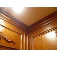 实木护墙板顶线