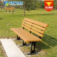 塑木公园椅  塑木公园椅厂家  深圳塑木公园椅厂家