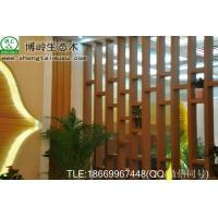 竹木纤维集成墙面的生产设备厂家博岭生态木厂家直销