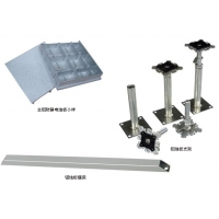 向利铝质架空活动地板
