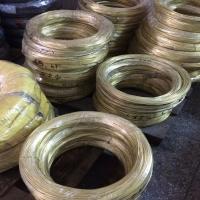 軟態黃銅線 珠寶銅線 H65飾品銅線 導電銅絲 電子端子銅線