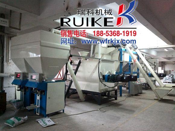 干粉砂浆设备|保温砂浆生产线|潍坊干粉砂浆生产线