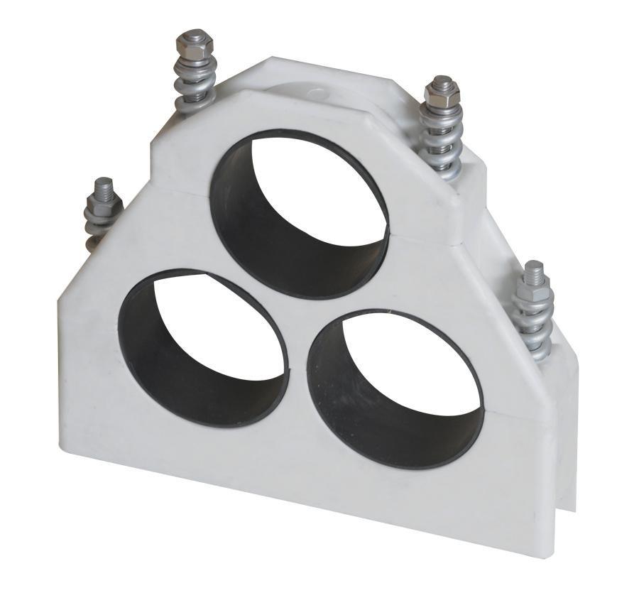 SMC模压制品,电线电缆抱箍定制