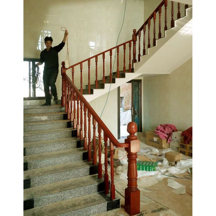 南京水泥楼梯-南京爱步楼梯