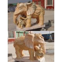 石雕象汉白玉石象,石雕大象,盛世有象等