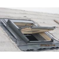 斜屋顶天窗开洞安装