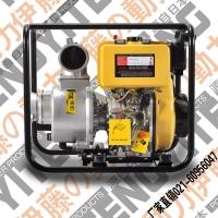 便携式4寸柴油水泵抽水机
