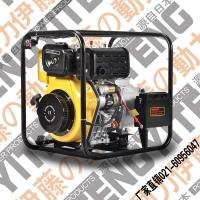 伊藤4寸便携式电启柴油机水泵机组