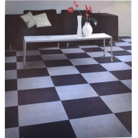 办公室PVC方块地毯
