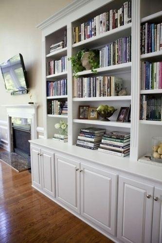 定制书柜组合简欧 九天定制 定制欧式书柜书桌