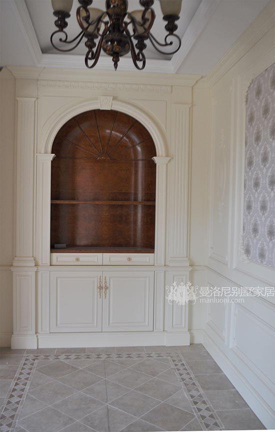 美式护墙板|曼洛尼护墙板图片