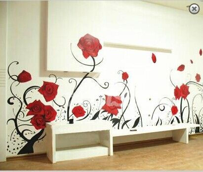 3D彩绘 文创礼品 3D清水样板房墙绘 清水样板房墙绘 墙绘