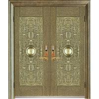 铸铝工艺门