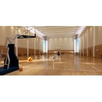 非标室内篮球馆羽毛球馆木地板