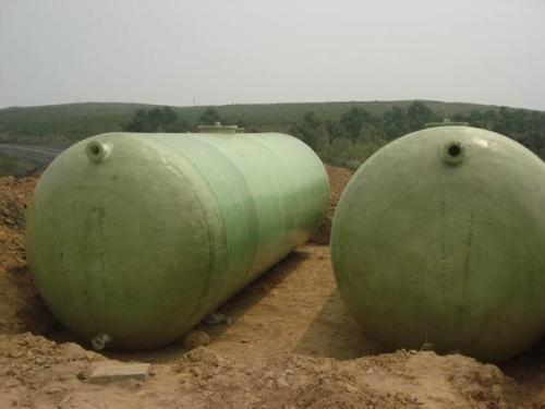 玻璃钢化粪池,新农村改造化粪池,环保地埋式,