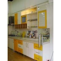 烤漆板整体橱柜