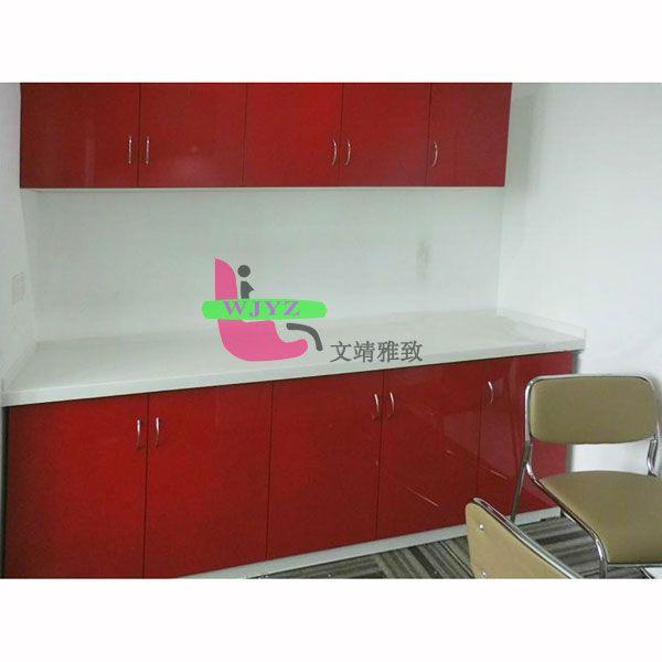 A座1711办公室-南京定制家具-文靖雅致家具