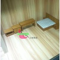 展厅迷你小样-南京定制家具-文靖雅致家具