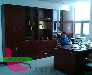 老板牌油烟机工地家具-南京定制家具-文靖雅致家具