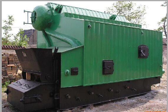 2吨采暖用生物质蒸汽锅炉
