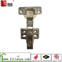 供应联亚橱柜铰链缓冲液压铰链铝框铰链弹簧暗铰链家具铰
