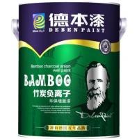 中国绿色低碳水漆十大品牌加盟德本漆