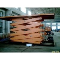 固定式300kg升降机/SJG8米升降平台