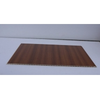 竹木纤维300600大板 快装墙板 集成墙板 内外墙板