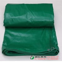 广东江门市新会港港口盖货专用挡雨帆布防水篷布