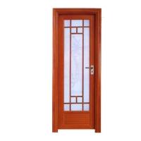 阳台白色塑钢门