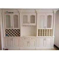 酒柜定制   成都定制家具 实木酒柜定做