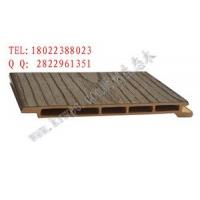 161*16疊式木塑外墻板
