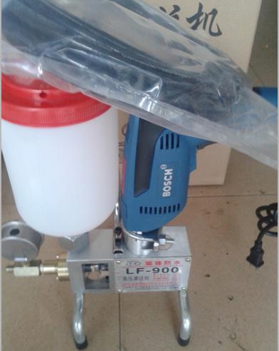 成都高压灌浆机灌注机注浆堵漏机