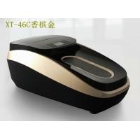 热销坤昱XT-46C智能鞋底覆膜机 鞋套机 包邮送鞋膜 另有