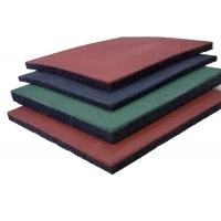 健身房防滑橡胶地垫操场橡胶地垫户外安全橡胶地垫